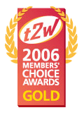 Members Choice Awards Gold